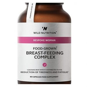 Breastfeeding fra Wild Nutrition