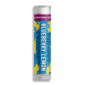 Blueberry Lemom lipbalm vegan
