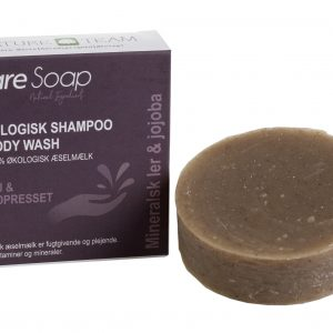Care Soap biodynamisk shampoobar
